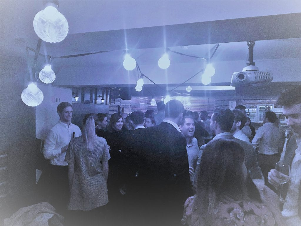 LPFXtra - Leisure property forum networking for young professionals
