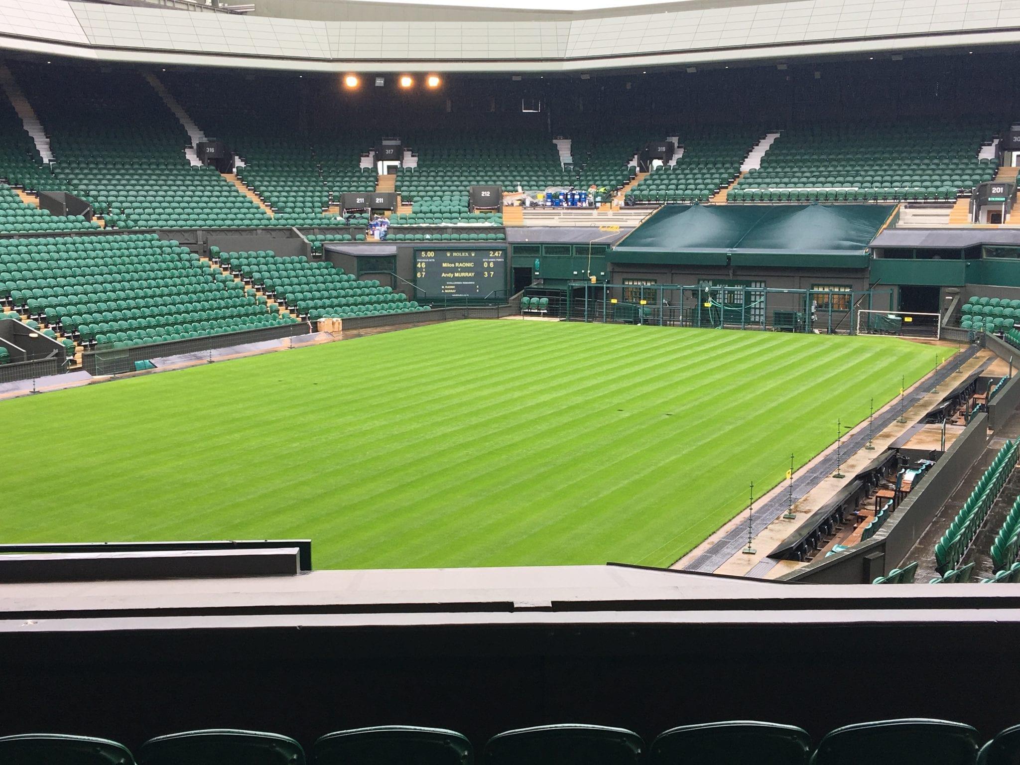 Wimbledon Behind The Scenes