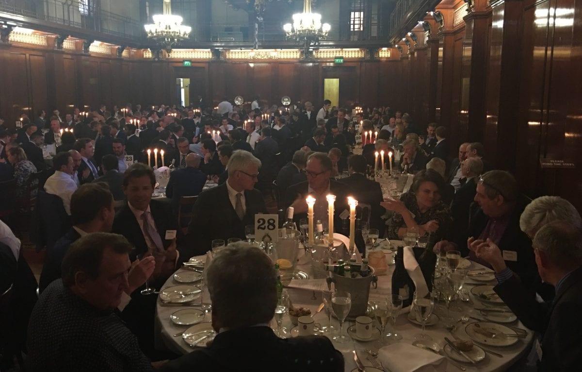 The LPF Annual Dinner – Charity Raffle