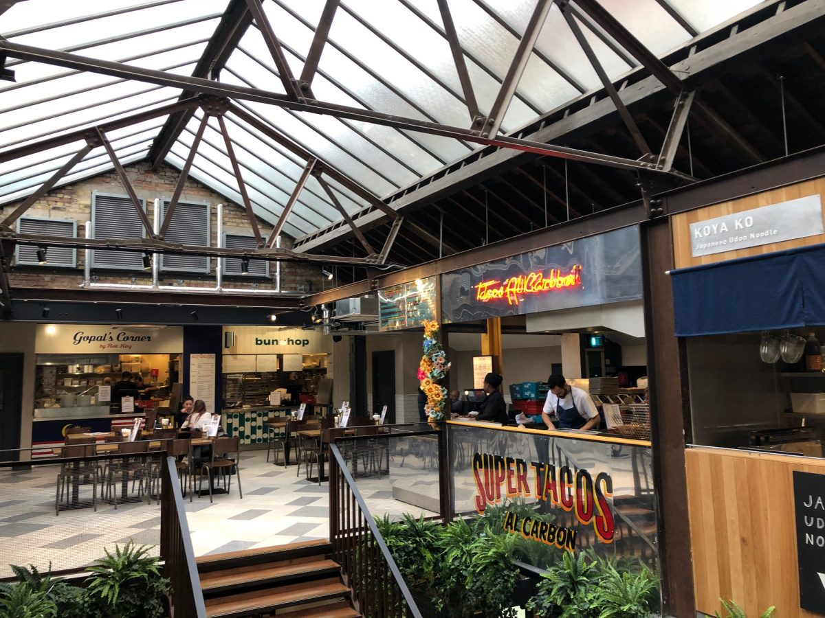 Food halls research – the new growth market?