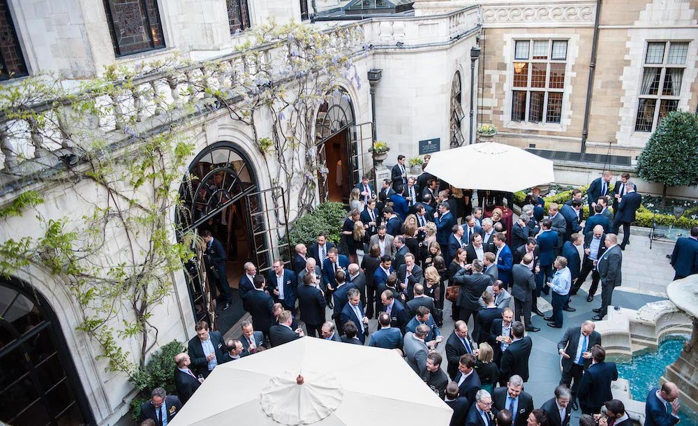 The Leisure Property Forum Annual Dinner 2019