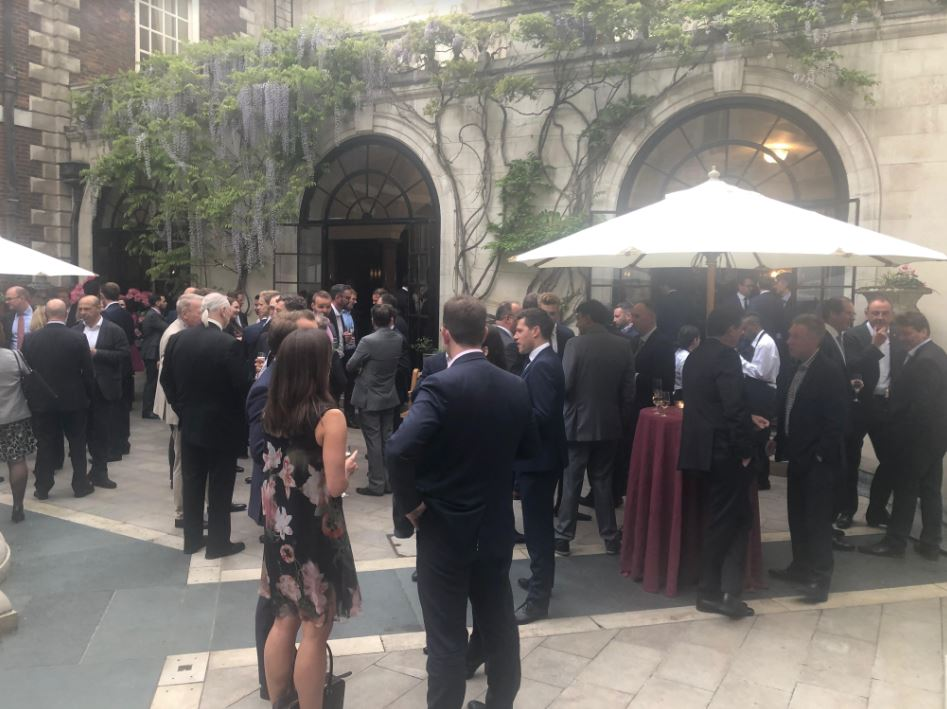 Leisure Property Annual Dinner 2019