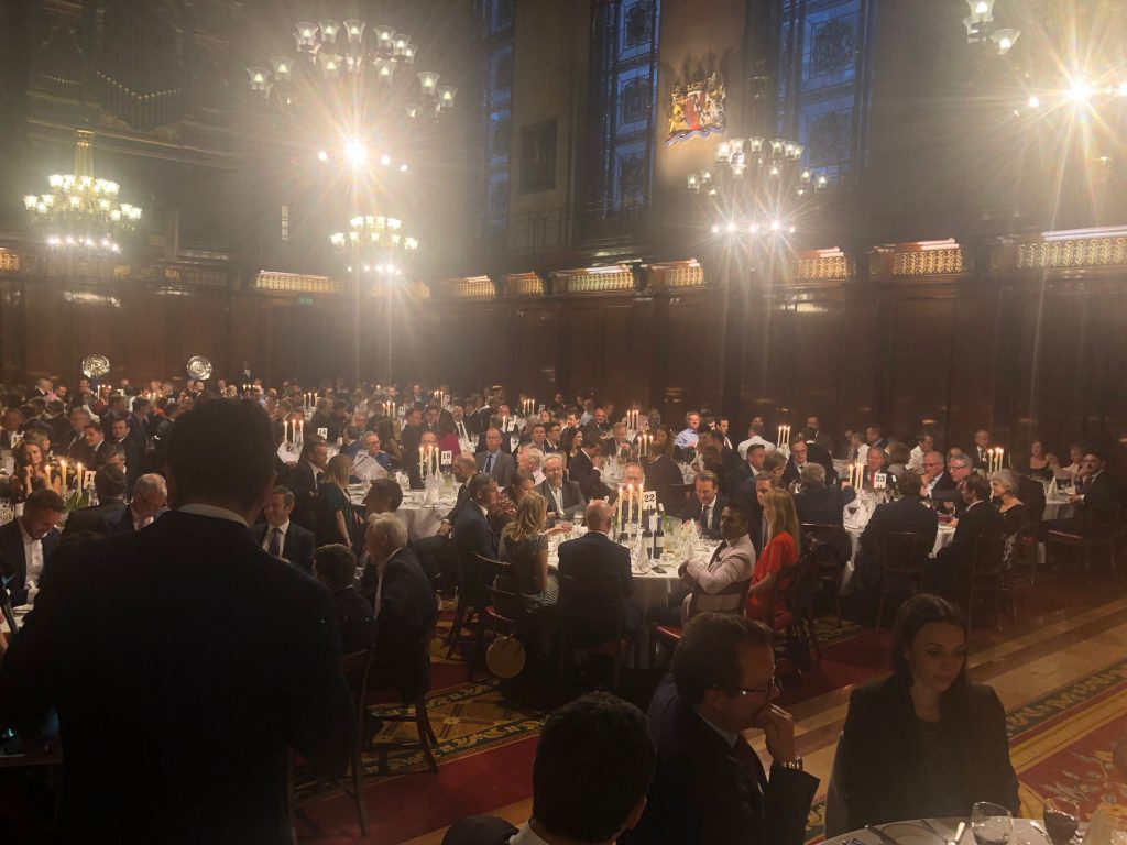 Annual Dinner Leisure Property Forum 2019