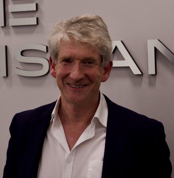 Robin Rowland OBE