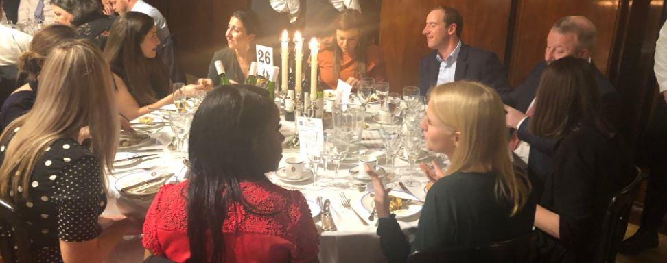 The LPF Annual Dinner – 14th Jan 2021