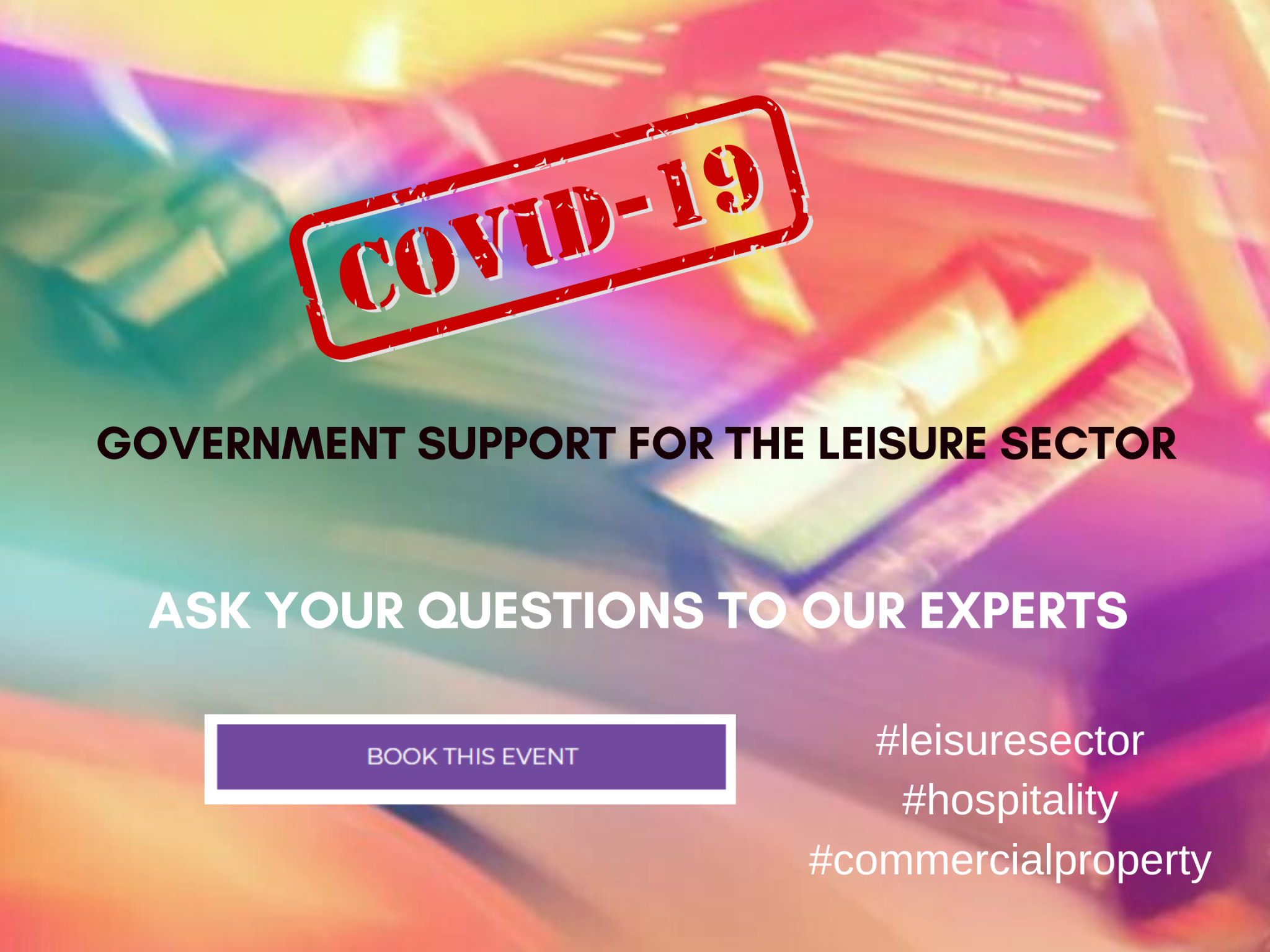 government support for the leisure industry